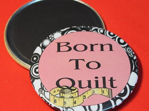 QLT122 - Born to Quilt