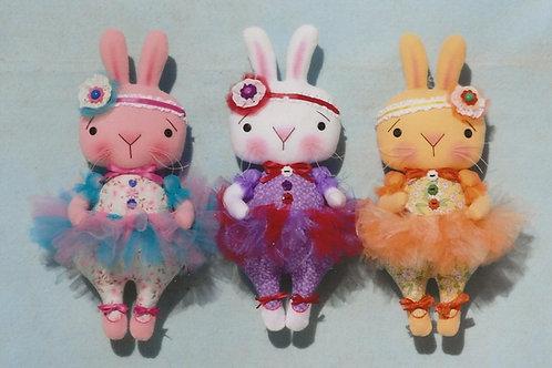 HHF491 - Tutu Cute Bunnies