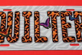 TPH105 Leopard Quilter