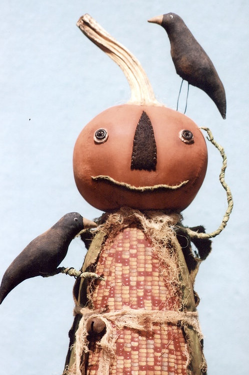 HHF448 - Corny Pumpkin Man
