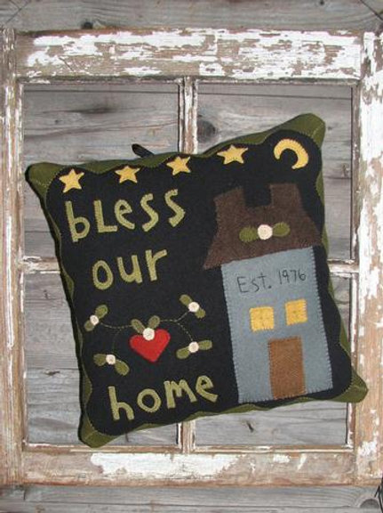 WSD193 - Bless Our Home