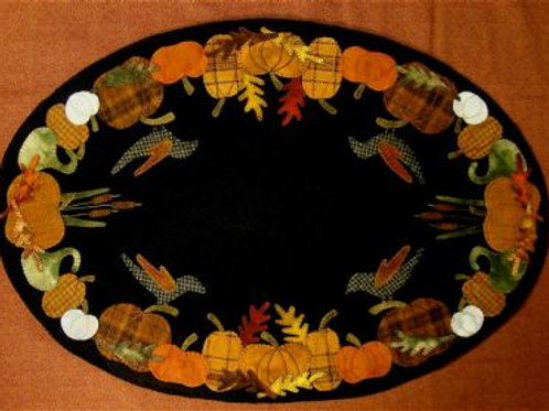 PRI 192 Autumn's Glory Table Mat