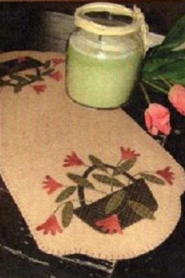 PRI 317 Tulip Basket Table Mat