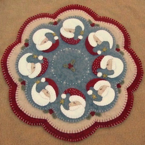 PLP119 - Believe Candle Mat