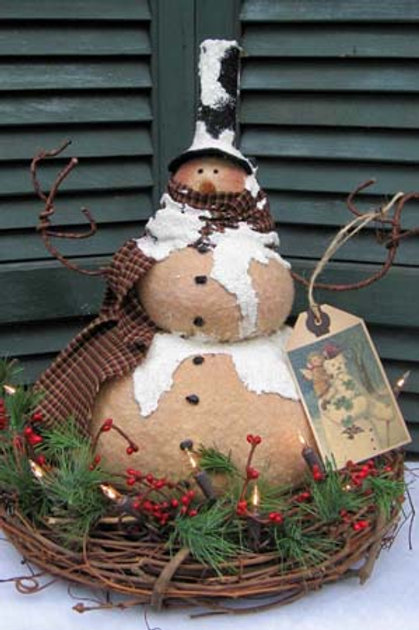CF 770 Vintage Snowman