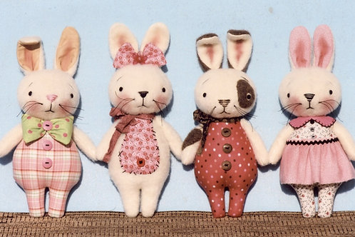 HHF402 Sew So Cute Bunny