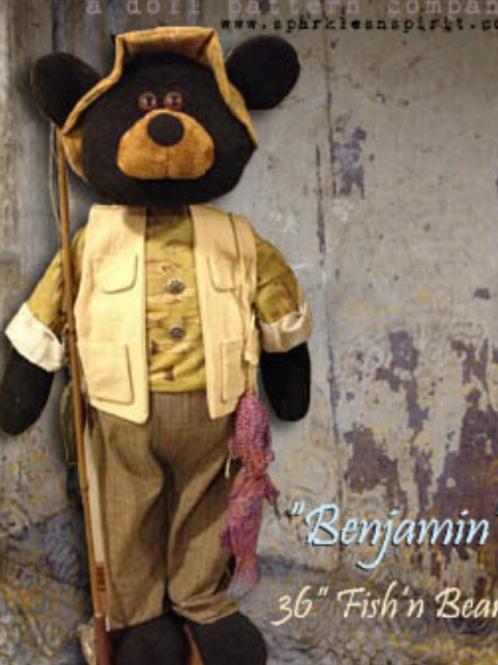 SNS Ben - Benjamin  Fish'n Bear