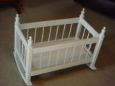 WC626 - Doll Cradle