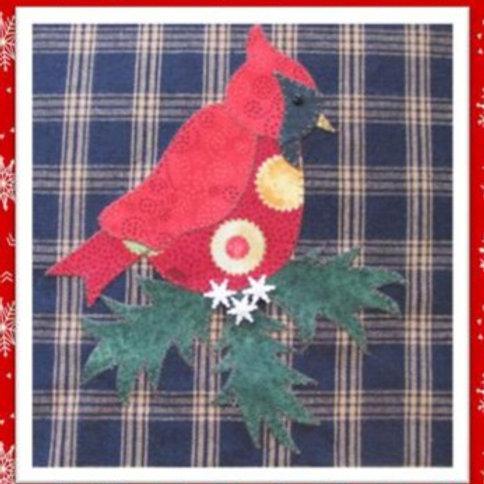 QD248 - Winter Cardinal