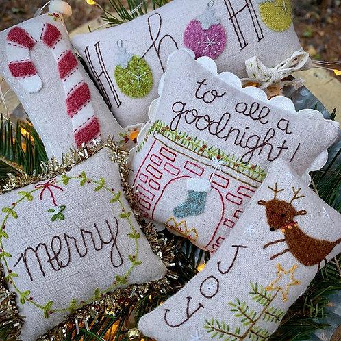 BRJoful - Joyful Little Christmas Puffs