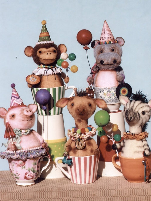 HHF438 - Circus Critters