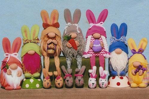 HHF509 Bunny Gnomes