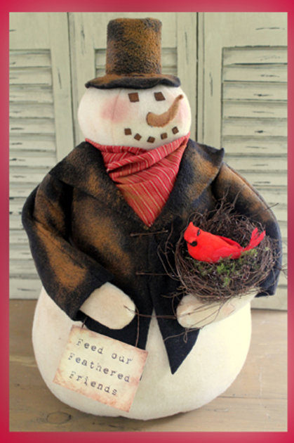 CF 893 Mr. Snowfellow