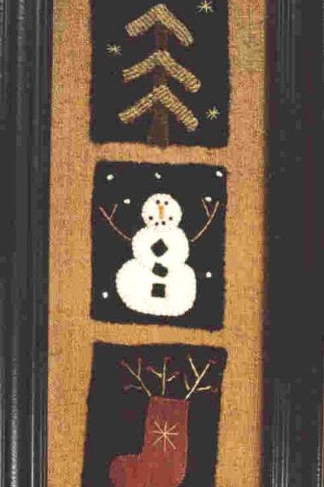 BPJ 303 - Woodland Winter