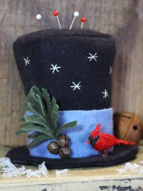 CWC 623 Snowman Hat Pin Keep