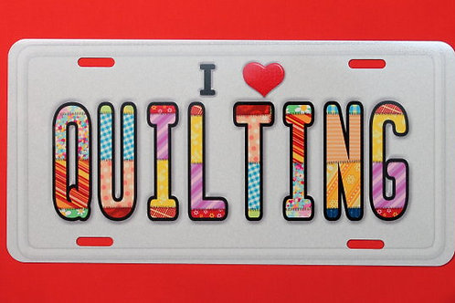 TPH101 - I Heart Quilting