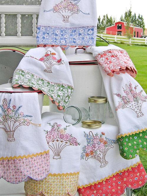 CAH239 -  Grandma's Tea Towels