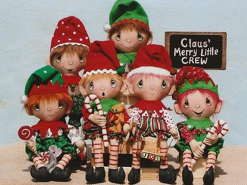 HHF501 -Santa's Merry Little Crew