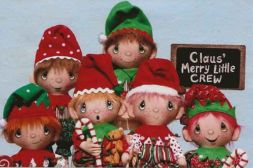 HHF501 -Santa's Merry Little Crew