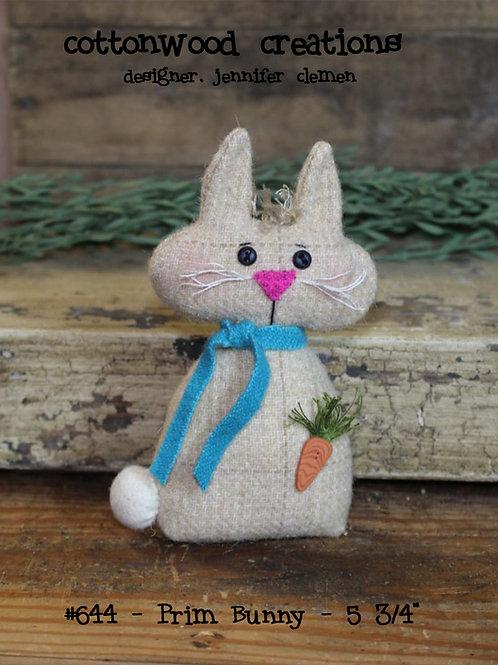 CWC 644 -  Prim Bunny