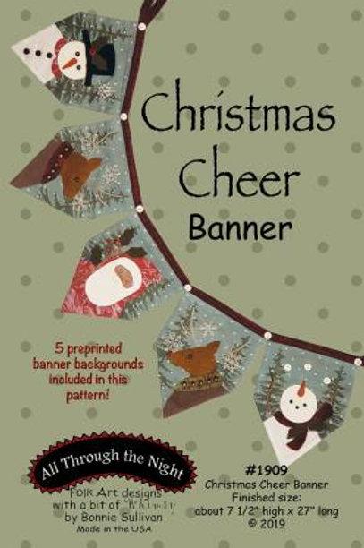 ATN1909 - Christmas Cheer Banner