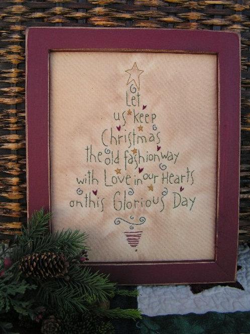 CS 112 - Keep Christmas