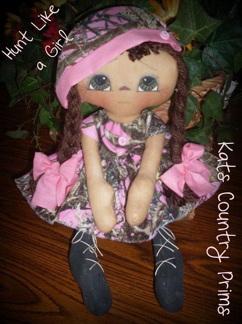 KCP155A - Hunt Like a Girl