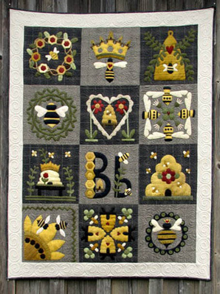 WSD1414 - Blessed Bee Quilt