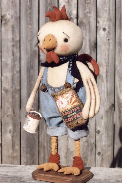 HHF467 Brewster Rooster