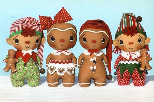 HHF323 - Gingerbread Buddies