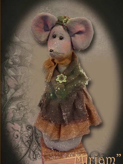 SNSMIR-  Miriam Prairie Mouse Pattern