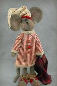 "SNS Cor Cornelius 19"" Christmas Mouse"