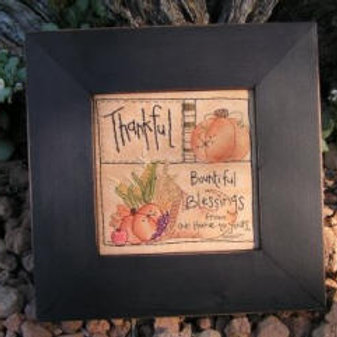 CS853 - Thankful