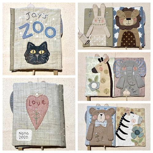 HTH407 Zoo Book