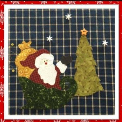 QD265 - Santa's Sleigh