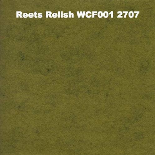 Reets Relish WCF001 2707 Fabric 20/80