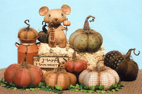 HHF319 - Prim Pumpkins and a Dirty Little Mouse