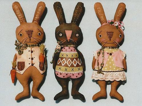 HHF486 - Herbert, Eggbert, Sherbert Bunnies