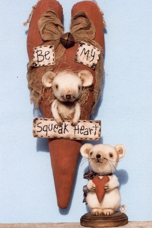 HHF 405 Be My Squeak Heart