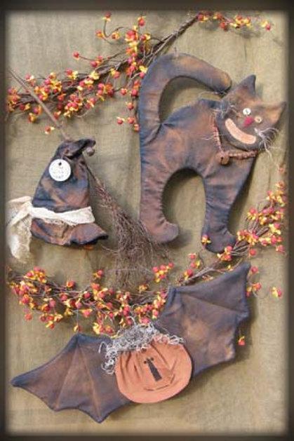 CF725 - Halloween Hangers
