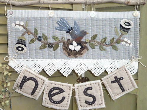 """HTH 354 - """"N"""" is for Nest"""