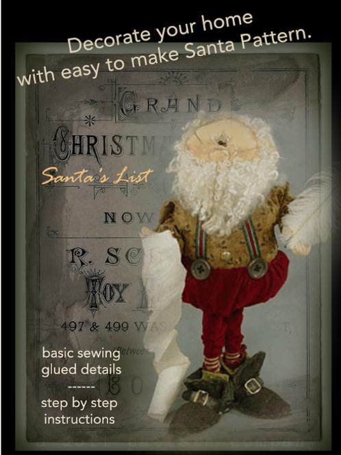 SNS P129 Santa's List
