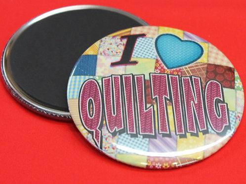 QLT116 - I Love Quilting