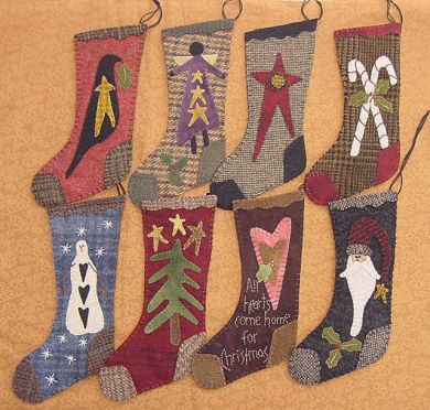 pri 151 9 wool christmas stockings
