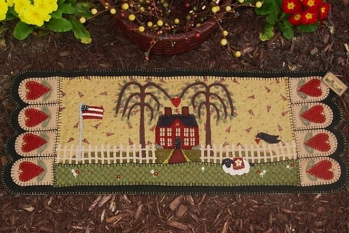 PLP113 -  Home Penny Rug