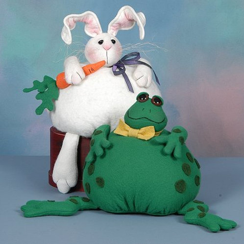 CG106 - Mini Puffs - Bud & Bunny