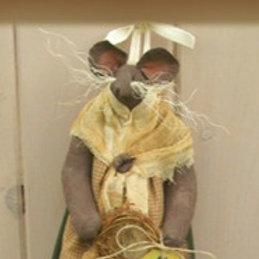 CF 845 Kitchen Mouse Bag Holder