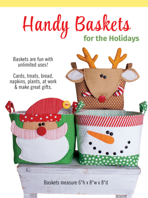 CG180 - Handy Baskets for the Holiday