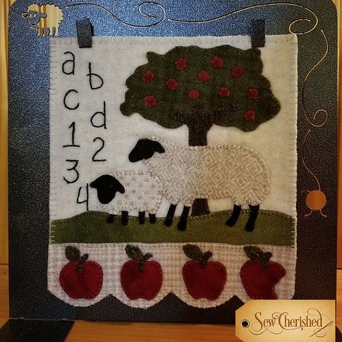 SCH140 - Simply Sheep August