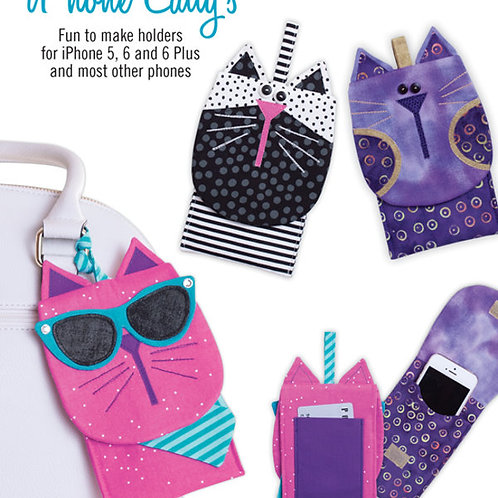 CG172 -iPhone Catty's & Eyeglasses Cases